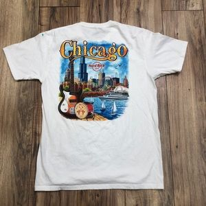 Chicago Hard Rock Cafe tee